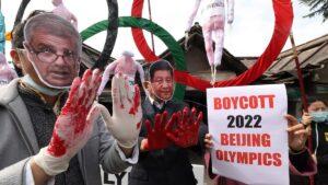 """EE. UU.: Llaman a boicotear los """"Juegos del Genocidio"""" de Pekín"""