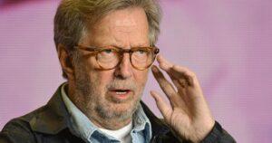Eric Clapton tras vacunarse contra el COVID: «Nunca debí acercarme a la aguja»