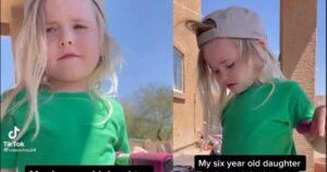 ¿Eres un niño o una niña? Madre presiona a su hija de 6 años para confiese su identidad de género