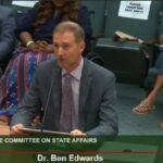 Médicos testifican ante el Senado de Texas para oponerse a las vacunas COVID obligatorias