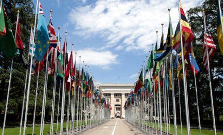 """La ONU quiere un gobierno mundial para """"prevenir futuras pandemias"""" -Preparando el líder mundial"""