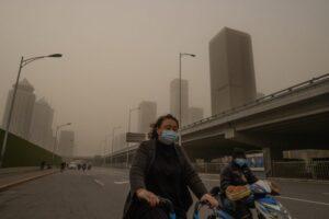 China y su desmesurada polución por carbono: contamina más que todos los países desarrollados juntos