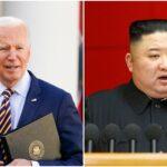 Corea del Norte dice que Joe Biden cometió un «gran error» por insultar su programa nuclear