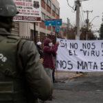 Abogados chilenos presentaron una acción civil contra el gobierno por las medidas tomadas para afrontar la pandemia