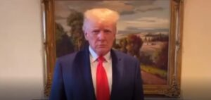 Trump: «Vamos a recuperar la Casa Blanca y antes de lo que crees» (Video)