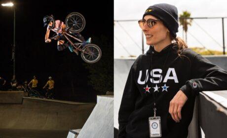 Atleta transgénero dijo que quiere ganar las Olimpiadas solo para quemar la bandera de EEUU en el podio