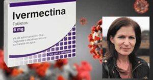 """""""Con la Ivermectina se podrían haber salvado millones de vidas"""": Dra. Tess Lawrie"""