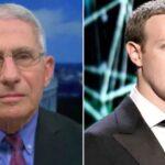 Explosivo: Fauci y Facebook habrían acordado impulsar el miedo al covid antes de las elecciones 2020