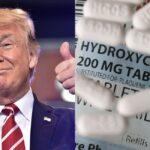 Uso de hidroxicloroquina: nuevo estudio revive recomendación de Trump