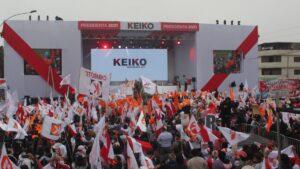 Fujimori reclama la nulidad de 200.000 votos del recuento final por ser 'falsificados'