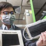 Mascarillas recubiertas de grafeno puede causar graves problemas pulmonares, advierte el Ministerio de Salud de Canadá