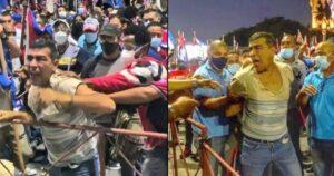 """Gritó """"Libertad"""" en la cara al dictador Díaz-Canel y ahora está desaparecido"""