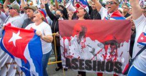 La dictadura castrista niega existencia de desaparecidos tras protestas en Cuba