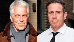 Nuevas pruebas vinculan al traficante sexual de niños Jeffrey Epstein con Chris Cuomo de CNN