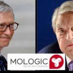 Bill Gates y George Soros compran empresa británica que realiza testeos de Covid-19, Mologic, y lanzan Global Access Health