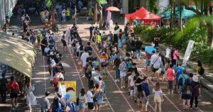 Pekín devuelve el sistema político de Hong Kong a 'los años 50'