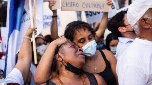 """""""No hay vuelta atrás"""": la disidencia cubana está dispuesta a morir en las calles (Video)"""