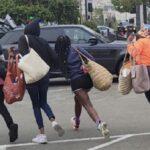 Nueva normalidad en California: robos a plena luz del día y nadie los detiene [VIDEOS]