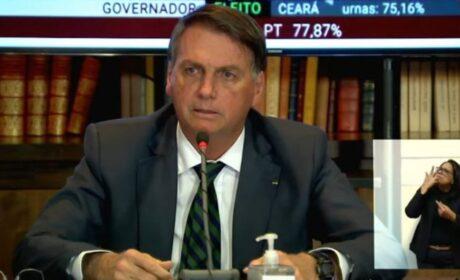 Bolsonaro expone indicios de fraude electoral en Brasil y advierte sobre el peligro del voto electrónico