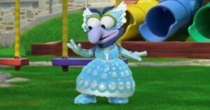De Gonzo a Gonzorella: el día que un personaje de Los Muppets se transformó en mujer