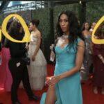 Premios Emmy: Celebridades disfrutaron sin máscaras mientras que el personal asistente debió usarla todo el tiempo