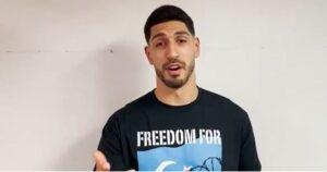 """""""¡Cierren los campos de trabajo esclavo!"""": Jugador de la NBA denuncia al régimen chino por el trato a los uigures"""